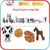 Recentemente extrusora do alimento de animal de estimação da máquina da pelota do alimento de animal de estimação do projeto