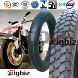 Tubo Qingdao mejor fábrica 2,25-18 butilo interior de la motocicleta