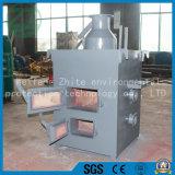 Desperdício médico/animal inoperante/desperdício contínuo/incinerador de vida do triturador