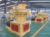 Machine en bois approuvée Zlg1250 de boulette de la CE à vendre