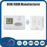 Thermostat d'affichage à cristaux liquides de thermostats de chauffage par le sol