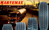 [مرفمإكس] [إك] إطار العجلة, شاحنة إطار العجلة, مقطورة إطار العجلة, [11ر22.5], [11ر24.5] إطار العجلة