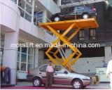 Levage de véhicule de ciseaux de qualité