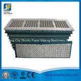 Cadena de producción de alto rendimiento del huevo del papel de la serie 4X8 3000-4000PCS