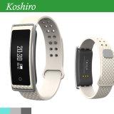 心拍数の血圧のモニタのスマートな腕時計
