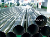 Steel inoxidable Pipe pour Weld Tube (201)