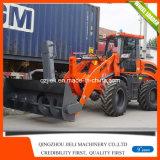 Zl20 소형 /Small 바퀴 로더 2 톤 잔디 포크