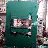 Imprensa Vulcanizing hidráulica da placa de borracha da telha que faz a maquinaria do Vulcanizer