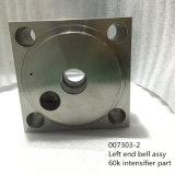 Assy de alta pressão de Bell da extremidade da peça da bomba da intensificador do jato de água direito e esquerdo para a intensificador