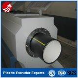 Linha plástica da máquina da extrusora da extrusão da câmara de ar da tubulação do PE do HDPE