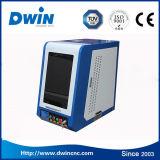Máquina da marcação do laser da fibra do CNC da fonte da fábrica para o potenciômetro do vinho