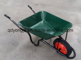 Dever de antidumping de 0% do Wheelbarrow resistente Wb3800 para o mercado de África do Sul