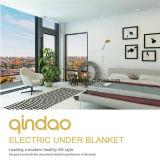 Enige Snel omhoog Verwarmend de GS Goedgekeurde Elektrische OnderDeken van de Polyester