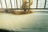 Tapete de tapete de tapete de lã de imitação avançada com TPE Back