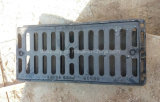 Forme malléable C250 de grand dos de fer râpant avec deux boulons