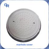 Couverture de trou d'homme rectangulaire imperméable à l'eau de D400 En124 SMC