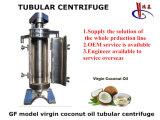 Gflb Jungfrau-Kokosnussöl-Röhrentrennzeichen-Zentrifuge