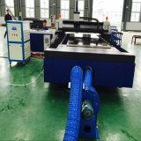 交換仕事台が付いているファイバー1000Wの金属レーザーのカッター