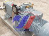 ステンレス鋼プディング回転子ポンプトマトソースの回転式丸い突出部ポンプ