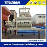 Alta calidad y buen mezclador de cemento eléctrico del servicio Js1000