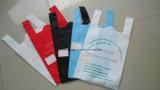 Покрашенные HDPE/LDPE мешки T-Thirt