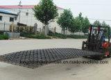 低炭素鋼鉄溶接された網を補強するコンクリート