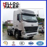 Testa internazionale del camion del trattore del camion resistente del motore primo 4X2