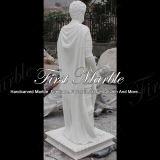 Мраморный каменная статуя Ms-1011 нефрита Sch статуи гранита