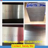 placa del aluminio 6063-T6
