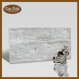 Tuile glacée polie par couleur d'étage et de mur de brame de porcelaine de la colle légèrement