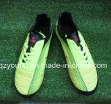Hellgrüne Farben-Fußball-Schuhe für Männer