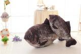 実質の見る詰められた柔らかい磁気おもちゃの魚