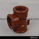 Штуцер-Тройник-Локт-Соединение трубы водопровода Pph (1/2 '')