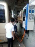 Cargador montado en la pared 7kw-100kw de la estación de carga de 20kw EV Repid Chademo/CCS Setec rápidamente