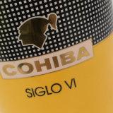 Cohiba grosser keramischer Knochen-Zylinder-Luftfeuchtigkeitsregler (ES-EB-133)
