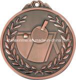 7cm Table Tennis Medal