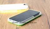 Caisse de luxe chaude neuve de téléphone de Luminated DEL avec le côté dur de pouvoir de caisse de PC de Selfie pour le cas de couverture de téléphone cellulaire de l'iPhone 6
