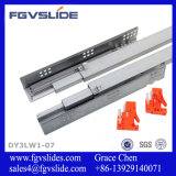 Sous le montage Soft-Closing Drawer Slides Full Extension