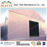 La Chine Best Supplier de Temporary Warehouse Tent avec Steel Walls ou PVC Walls