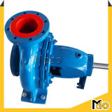 Pompe à eau duplex d'acier inoxydable de la norme de l'OIN 8inch