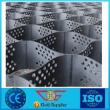 Strukturiertes HDPE Geocell für Stützmauer/Geocell Preis