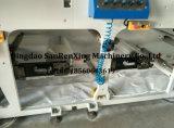 Máquina de capa ULTRAVIOLETA automática de Adheisve del derretimiento caliente