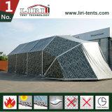 ألومنيوم خارجيّ يحنى سقف [تفس] خيمة لأنّ جيش وحظ, ألومنيوم بنية خيمة