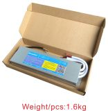 300W 24V LED 운전사 PF>0.9는 호리호리한 DC 엇바꾸기 전력 공급 세륨 RoHS EMC를 방수 처리한다
