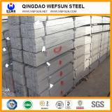 Barra de acero plana suave de la longitud estándar de la estructura los 5.8m de Q195 GB