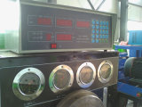 стенд испытания впрыскивающего насоса тепловозного топлива 12psdw110c