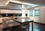 Geben neue Küche des Lack-2017 spät modernen Art-Entwurf frei (zz-039)