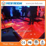 직업적인 특허 제품 LED 스크린 댄스 플로워