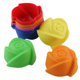 Non-Toxic Food Grade Silicone Baking Mould Muffin Cake &