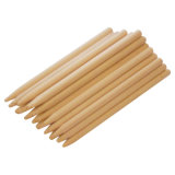 Palillos del cuidado de pie de madera de abedul
